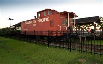 Southern Pacific Train Depot