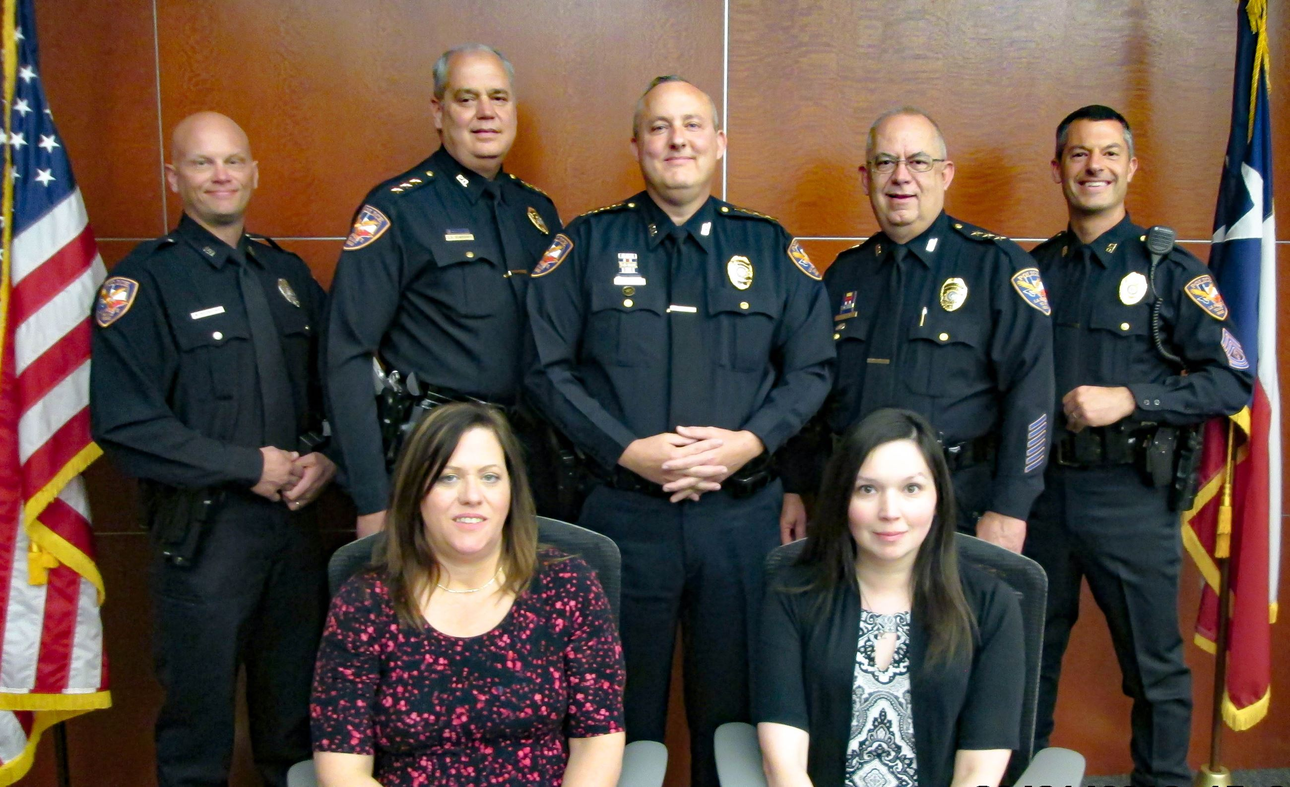 Administrative staff la porte tx official website for Laporte city police department