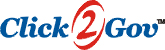 Click 2 Government logo