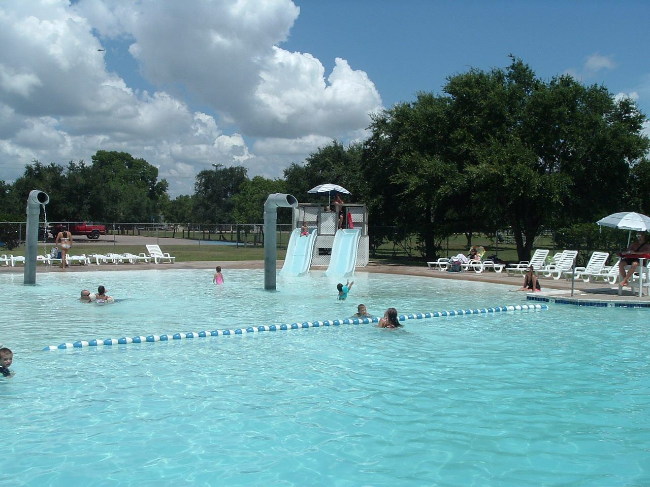 Northwest Pool