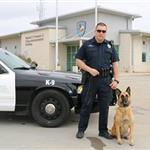 "K-9 Team Arenivas and ""Lodka"""