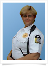 Assistant Chief Lisa Camp