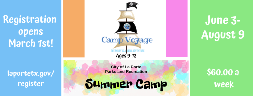 Camp Voyage Website Cover