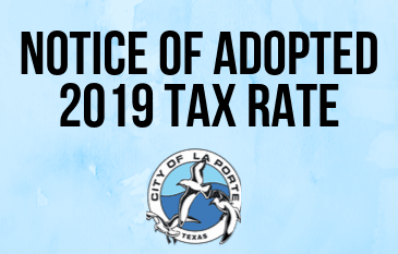 Adopted Tax Rate