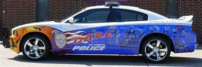 2011 D.A.R.E. Vehicle